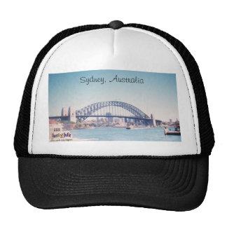 Hat Sydney Harbour Bridge Australia