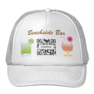 Hat Template Beachside Bar
