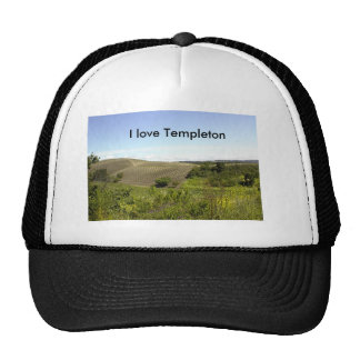 Hat: Templeton CA Wine Country