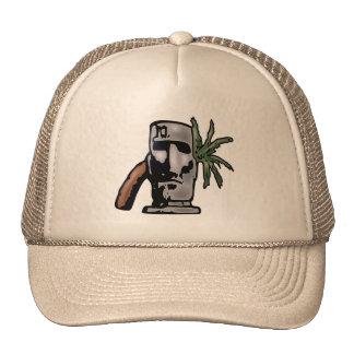 Hat: Tiki Cap
