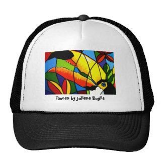 Hat Toucan - Boné Tucano