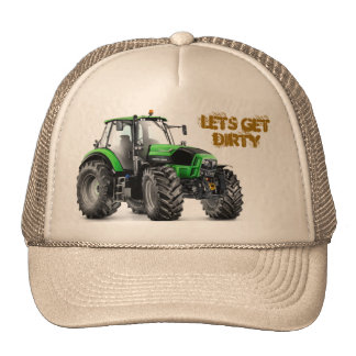 Hat: Tractor Hat