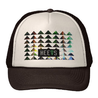 "Hat ""Tri-Forest"""