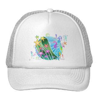 Hat - Under The Sea Pop Art