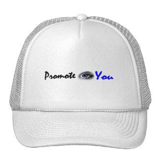 Hat w/ Horizontal Logo