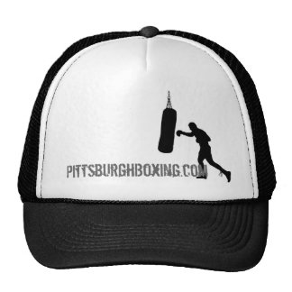 hat w/ website