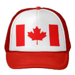 Hat with Flag of Canada