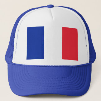 Hat with Flag of France