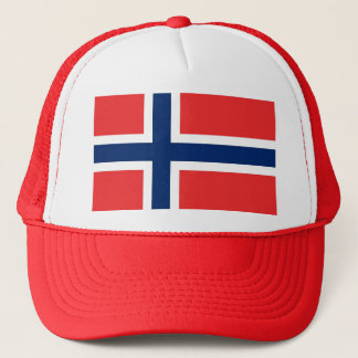 Hat with Flag of Norway