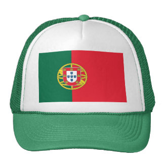 Hat with Flag of Portugal