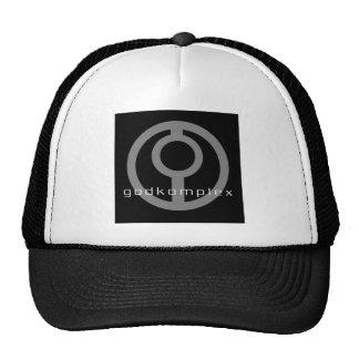 Hat with Original Godkomplex Grey Logo