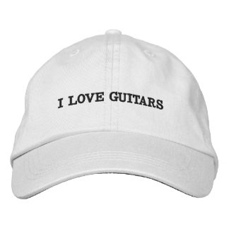 Hat with words on it. embroidered hat
