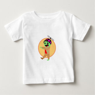 Hat Zombie Baby T-Shirt