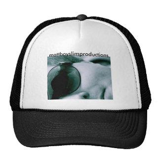 hatboyslim mesh hats