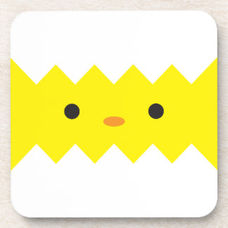 Hatched Chick Coasters