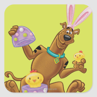 Hatched Easter Egg Stickers