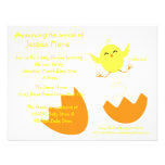 Hatched Personalized Invite