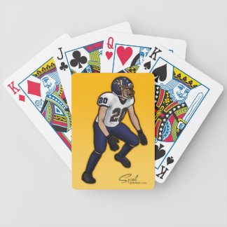 Hatchets #20 bicycle playing cards