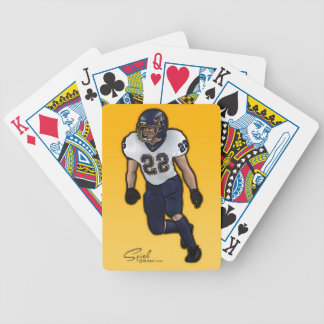 Hatchets #22 bicycle playing cards