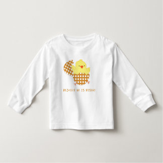 Hatching Chick Easter Egg T-Shirt