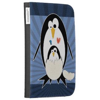 Hatchling Penguin Kindle Folio Kindle Folio Case