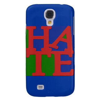 HATE Anti Valentine Design Galaxy S4 Case