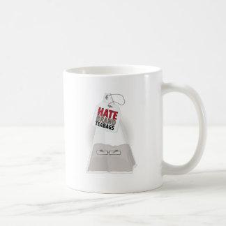 Hate Brand Teabags Mugs