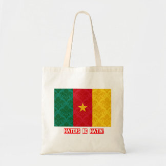 Haters be hatin Cameroon Bags