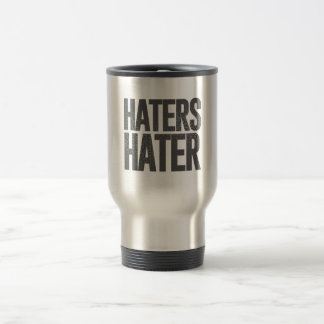 Haters  Hater 15 Oz Stainless Steel Travel Mug