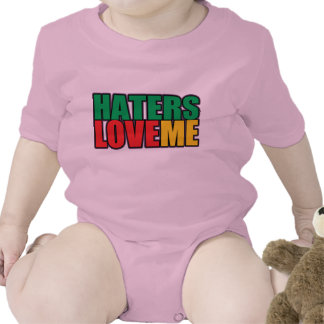 Haters Love Me T-shirts