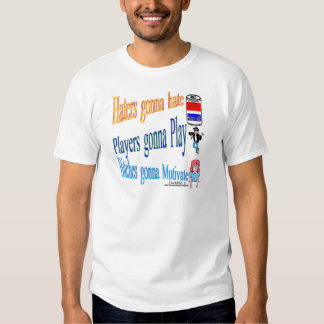 haters-players-B redo.png T-shirt