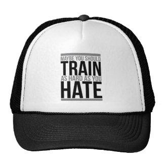 Hater's Trucker hat