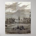 Hatfield House Print