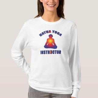 Hatha Yoga Instructor T-Shirt