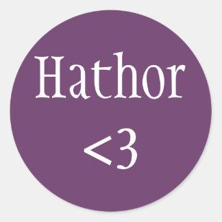 Hathor <3 sticker