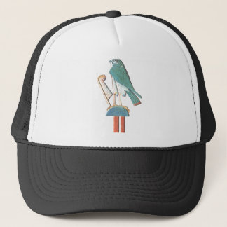 Hathor's headdress trucker hat