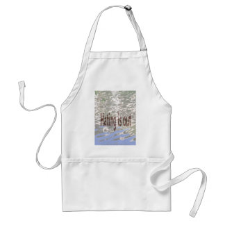 Hating is Out Standard Apron