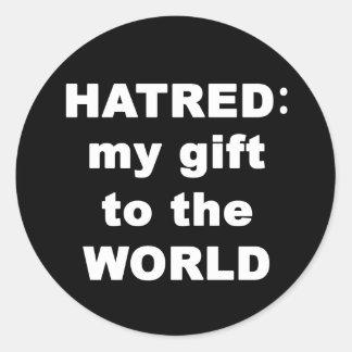 Hatred Stickers