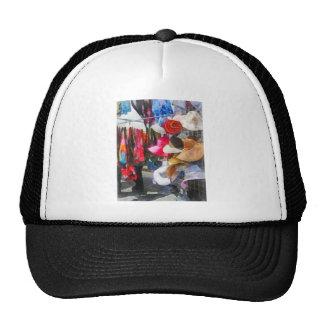 Hats and Purses at Street Fair