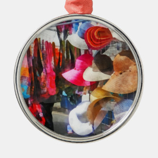 Hats and Purses at Street Fair Ornaments