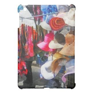 Hats and Purses at Street Fair iPad Mini Cases
