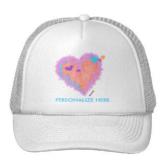HATS, CAPS - Cross My Heart Cap