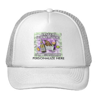 HATS, CAPS - EASTER SCHMEASTER CAP