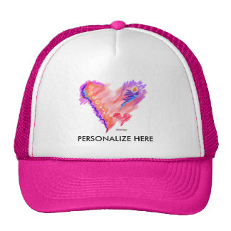 HATS, CAPS - Heart Felt Cap