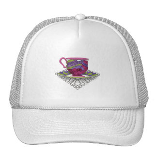 Hats Teacup