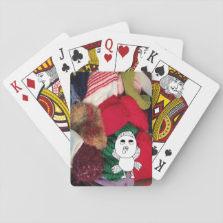Hatsgiving playing cards