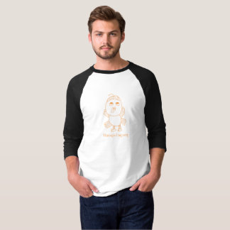 Hatsgiving Raglan T-Shirt