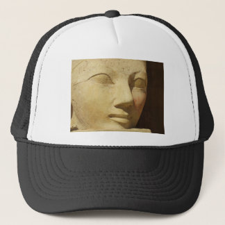Hatshepsut statue,  Pharaoh Hatshepsut of Egypt Trucker Hat