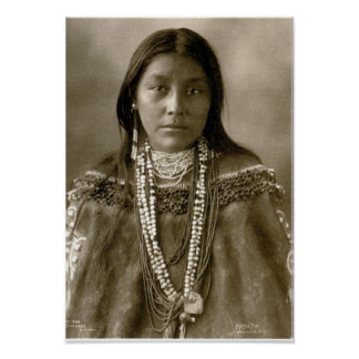 Hattie Tom Chiricahua Apache Posters
