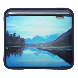 Hatzic Lake -  iPad pad Horizontal iPad Sleeve